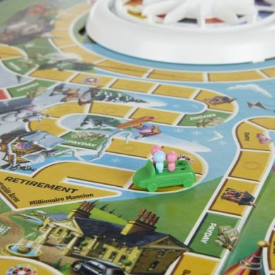The Game of Life Game   Kuwait Gifts and Accessories Shop The Game of Life Game 15