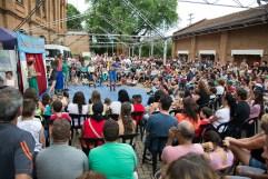 Público acompanha encerramento do Fentepira no Engenho