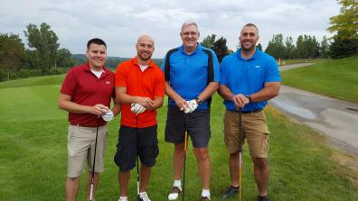 2016 Firefighter golf teams