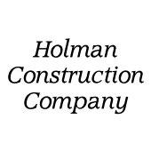 Holman Construction Co