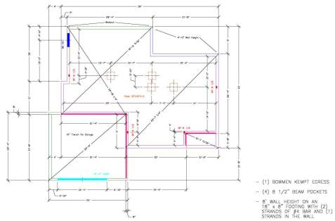 "Foundation CAD Rendering ""Pre Production 1"""