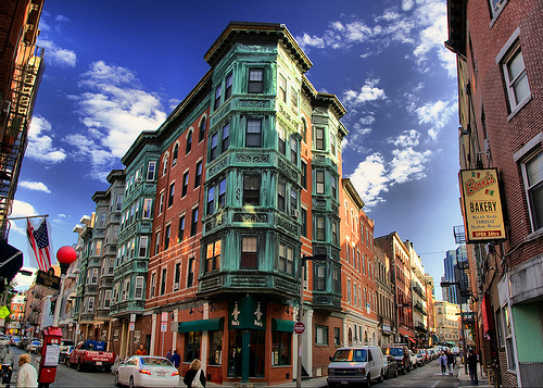 Fresh North Boston End Ravioli