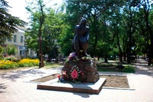 Памятник А.С. Пушкину, Феодосия