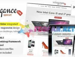 Sellegance — Responsive and Clean OpenCart Theme