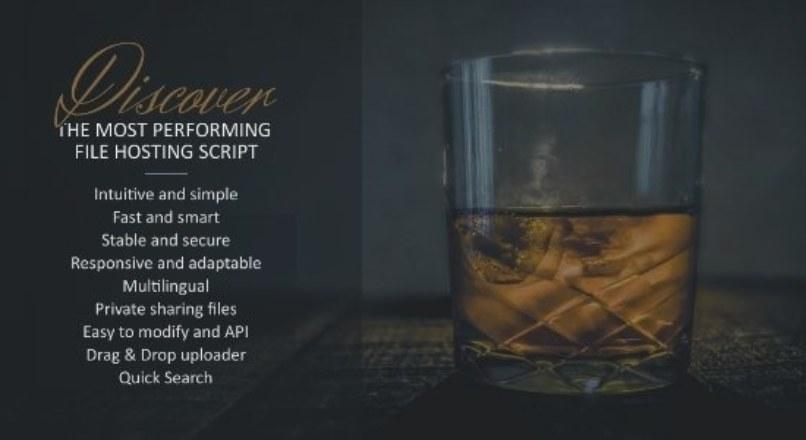 Tequila — File Hosting Script