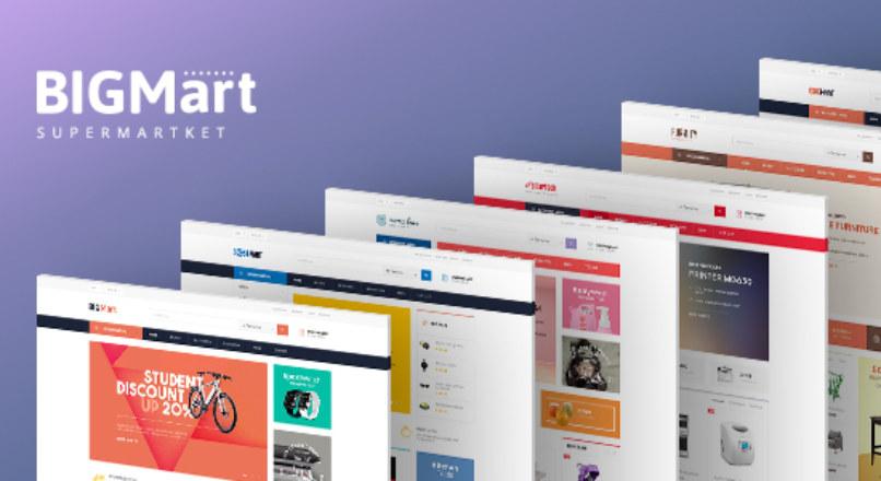 Pav Bigmart — Multi-purpose Opencart Theme