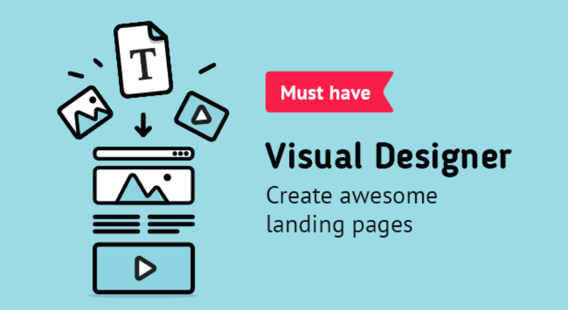 Visual Designer The First Page Builder for OpenCart