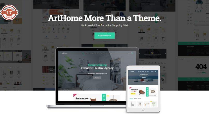 Pts — ArtHome — PrestaShop Furniture Theme