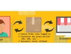 Cancelor: Allow customer to cancel order conditionally