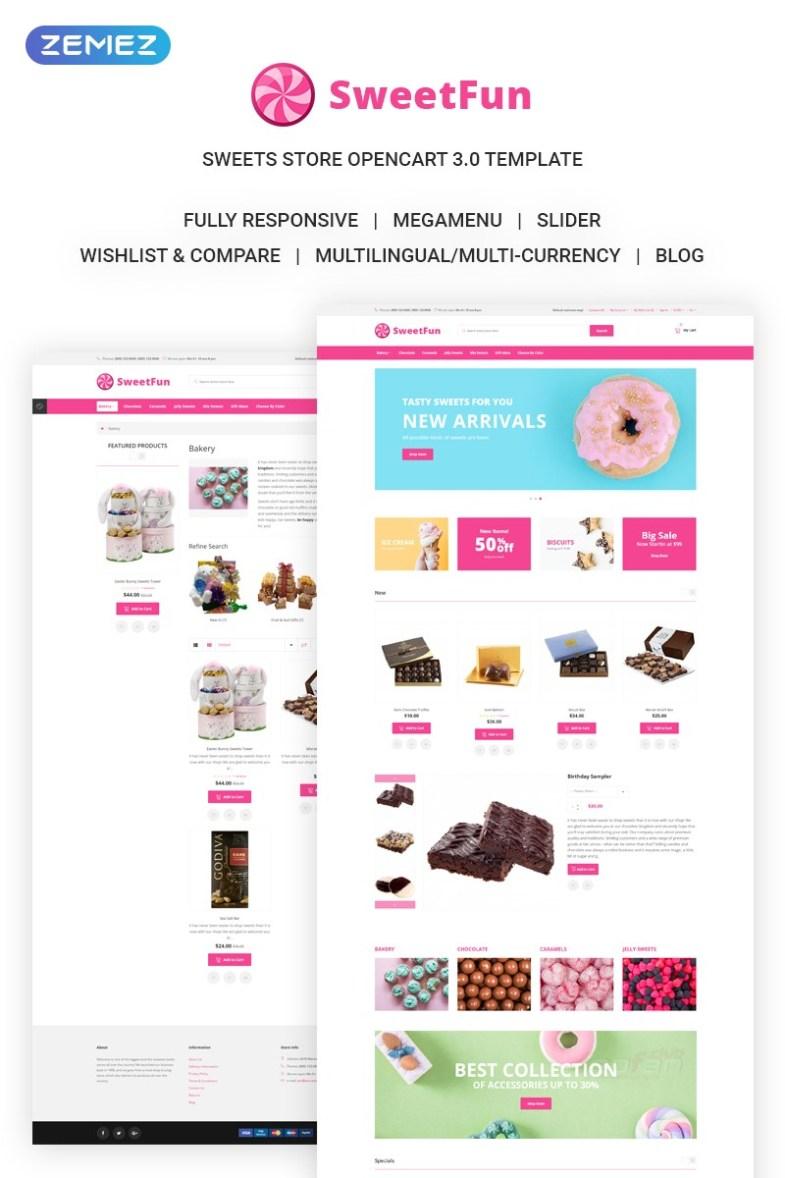 """OpenCart шаблон """"SweetFun - Minimalistic Sweets Online Store"""" sweetfun - 1519369 1537538975323 19500 original - OpenCart шаблон «SweetFun — Minimalistic Sweets Online Store»"""