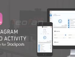Instagram Auto Activity Module for Stackposts (Скрипт для продвижения Инстаграма)