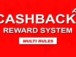 Cashback Pro — Marketing (Customer Reward) System — Вознаграждение клиентов
