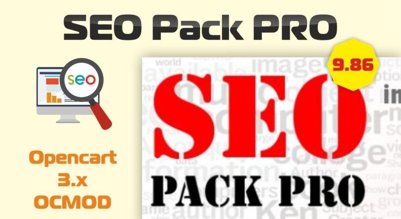 SEO Pack PRO v.9.86 Opencart 3