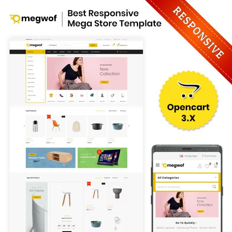 Подборка лучших OpenCart шаблонов для создания уникального шопа Подборка лучших opencart шаблонов для создания уникального шопа - 82957 big - Подборка лучших OpenCart шаблонов для создания уникального шопа