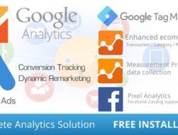 Tag Manager Google Analytics Enhanced Ecommerce Ads Pixel 5.0.1