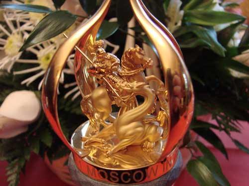 «Золотой Георгий» поживет в Барятине