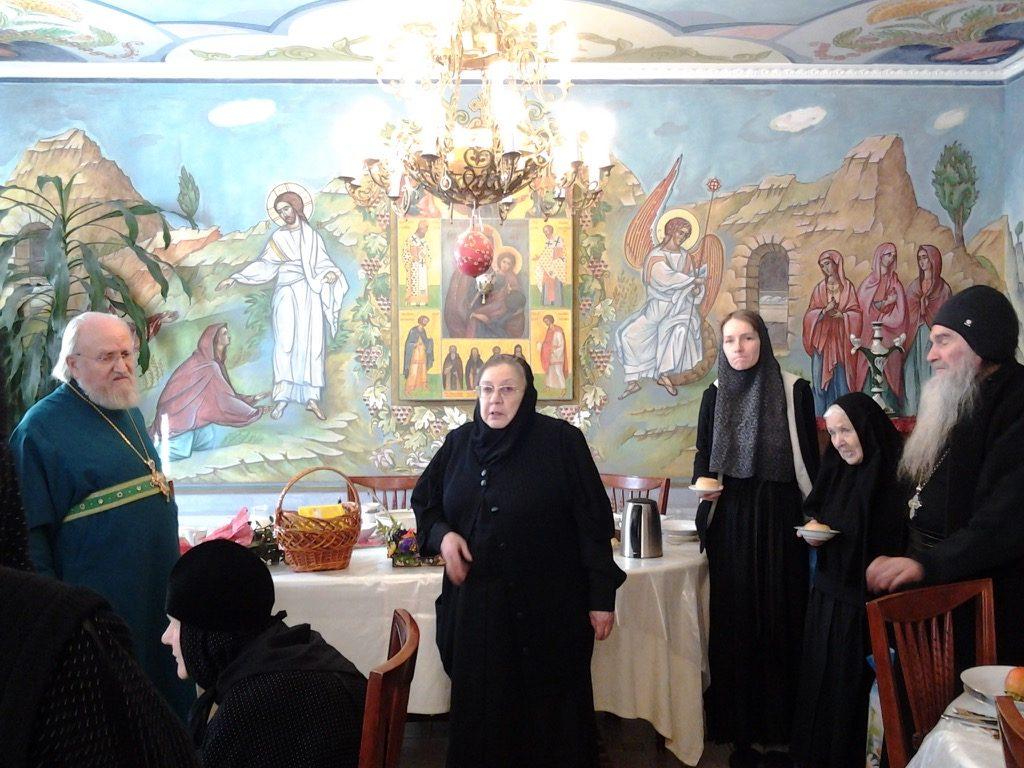 Память преподобного Сергия и Матушкин День рождения