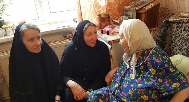 Встреча с дочерью Андрея Анохина