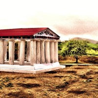 Ο Ναός του Θαυλίου Διός από τα Φεραιάκια