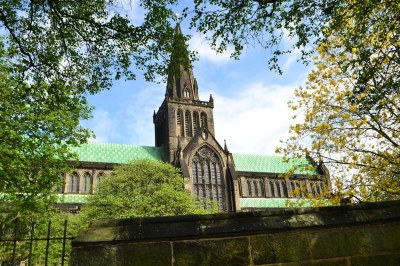 Glasgow Cathedral 1