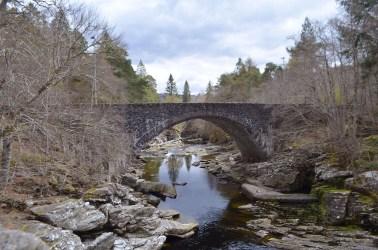 Unul dintre podurile peste Morriston
