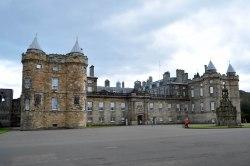 Holyrood Palace (1)
