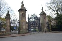 Holyrood Palace (2)
