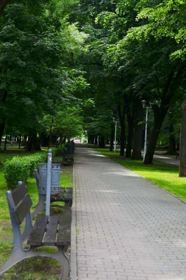 Kiseleff Park
