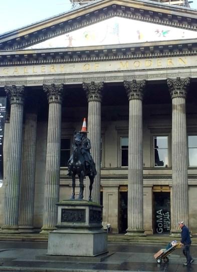 Wellington Statue 2