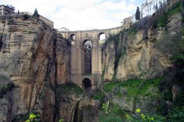 Puente Nuevo (vedere de jos)