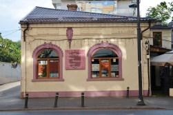 Dolce Principessa sweets shop on Dorobanți Street