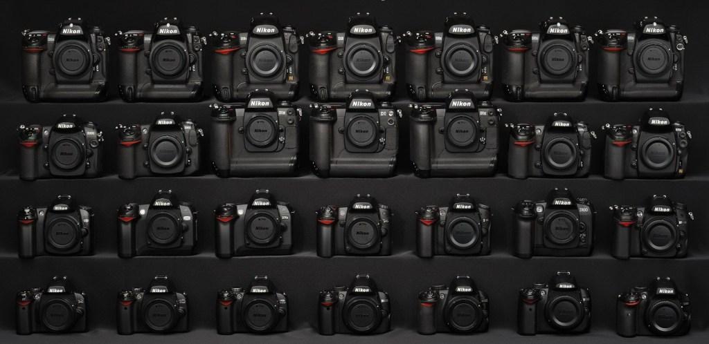 Nikon DSR történelem 2