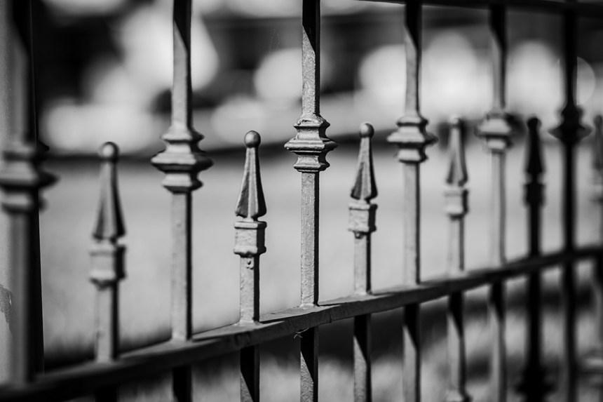 Entretien du fer forgé: Différentes étapes