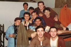 Michele Granziero anno 1982/1983