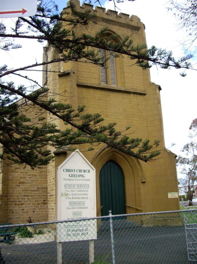 03-12-1869: Christ Church, Moorabool St, Geelong, Victoria. (5/6)