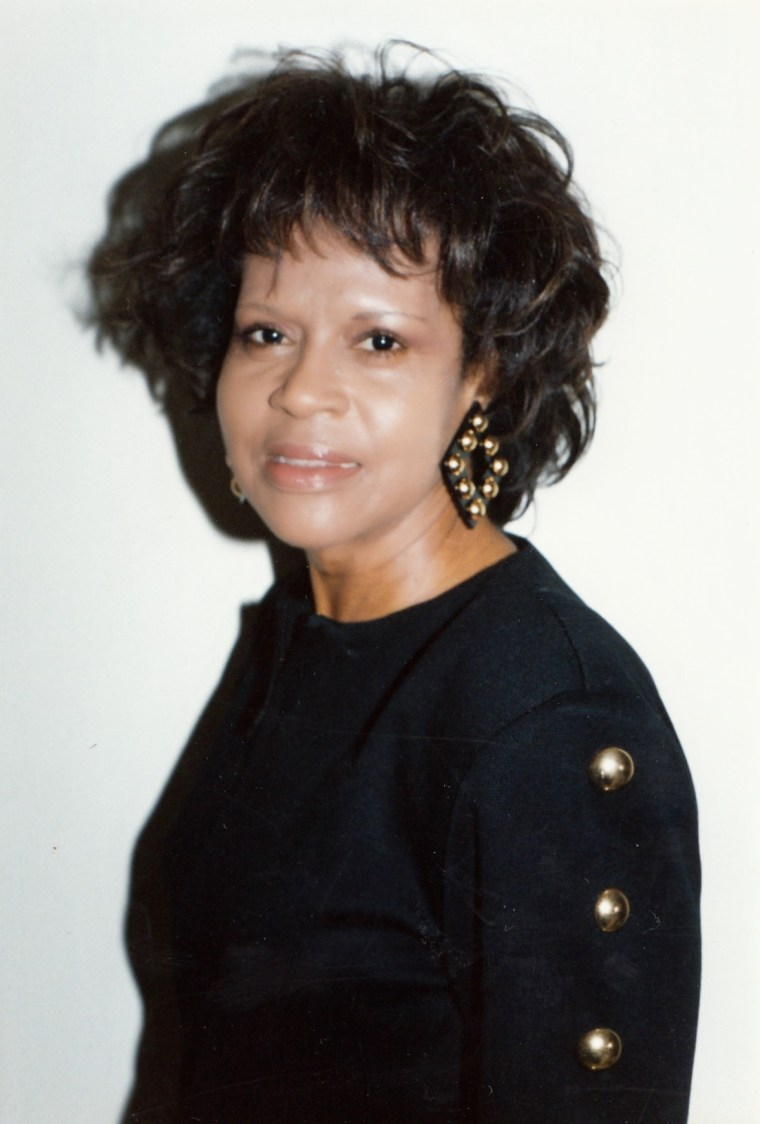 Dr. Mamie Smith Author spend two years researching her ancestry before writing a book that defines it.
