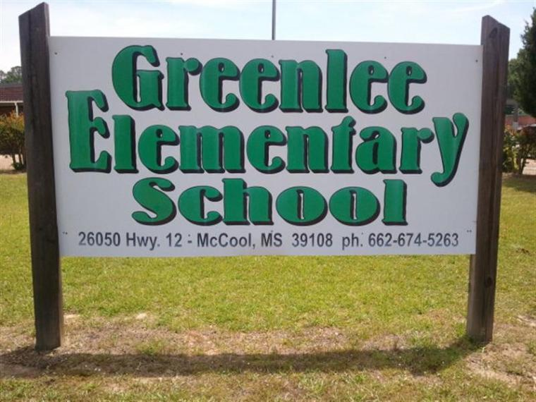 Greenlee Elementary School still stands and touches the hearts and minds of children in all colors.