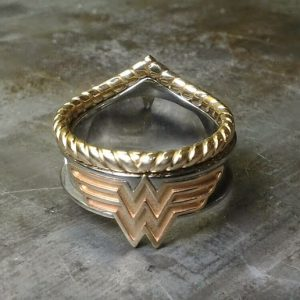 wonder woman engagement ring