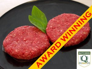 extra lean award winning steak burger