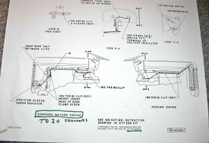 Electrical and Lighting Diagrams – Ferguson Enthusiasts of North America