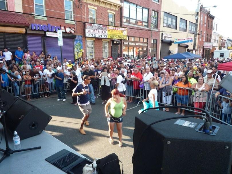 Feria del Barrio 2013