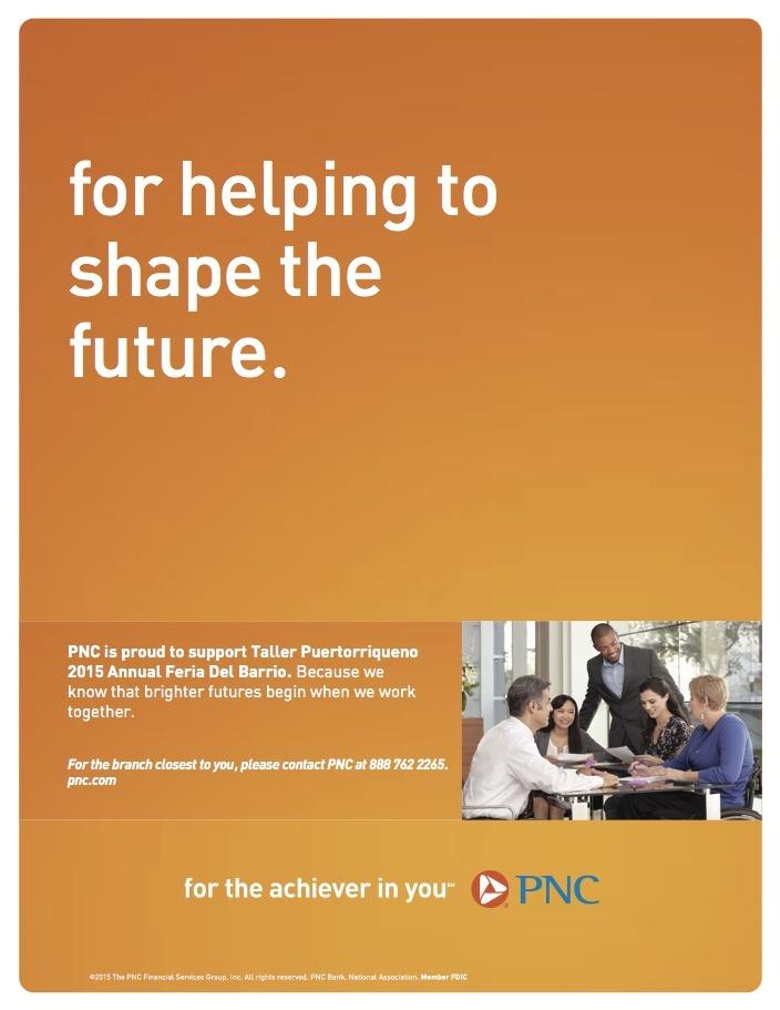 English Multicultural Community Service Print Ad Photo Version 85x11 Color