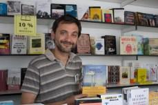 Librería Universitas Avda. de Colón - José Zarza