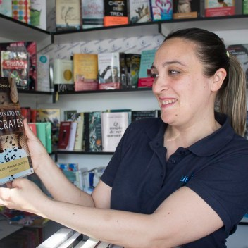 Librería Abecedario Centro - Isabel Rangel