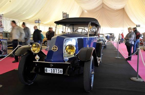MotorLand Classic Festival y Feria Autoclassic