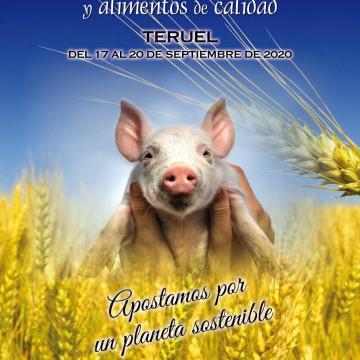 Feria del Jamón de Teruel. Del 17 al 20 de septiembre