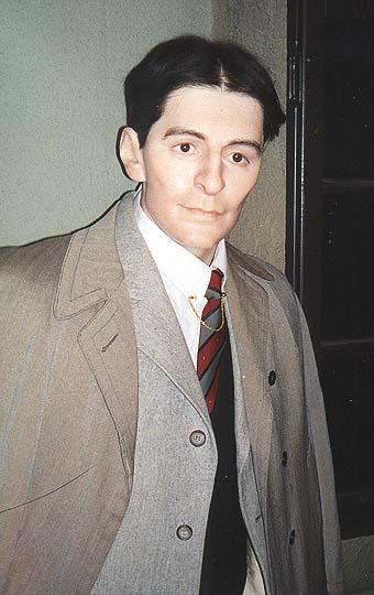 Kafka na cabeça