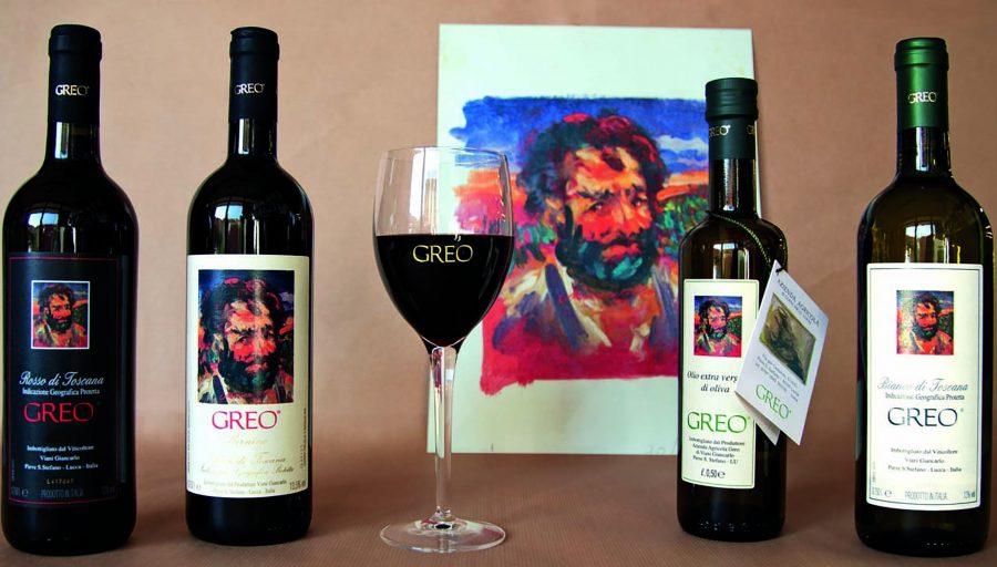 greo vin