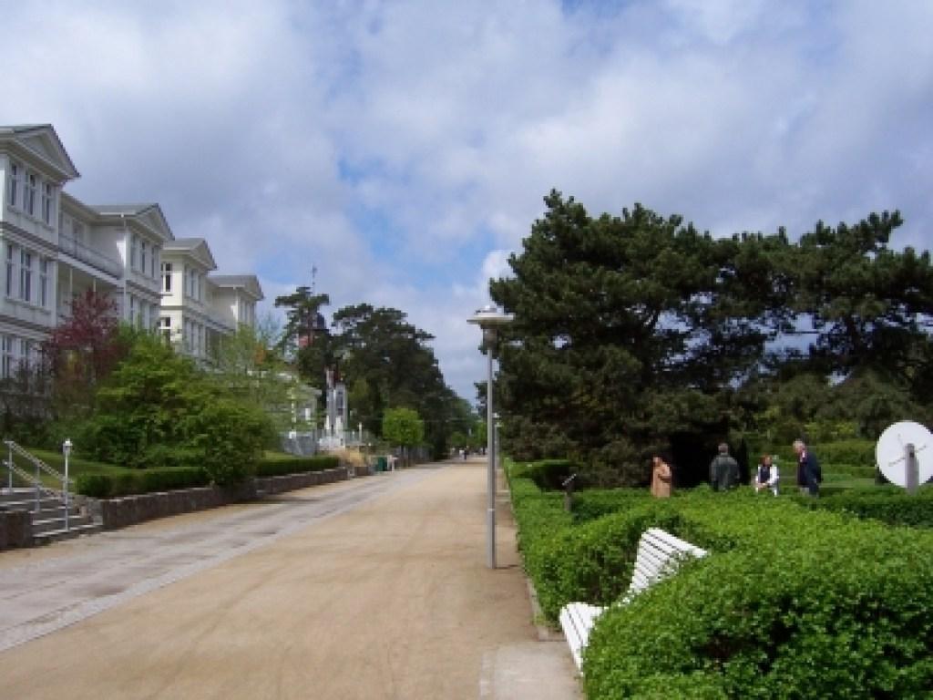 Zinnowitz Strandpromenade