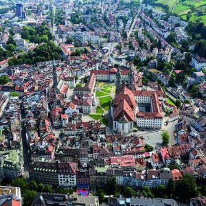 St. Gallen© Schweiz Tourismus